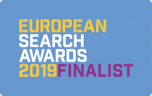 European search awards finalist 2019
